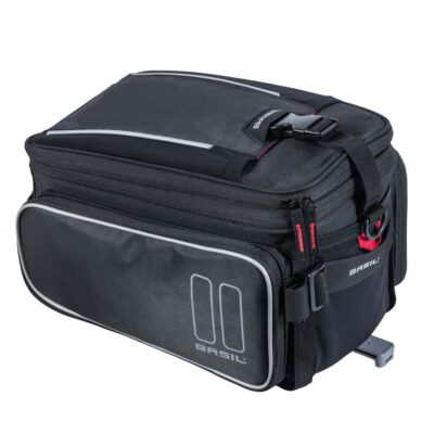 Dragertas Basil Sport Design Trunkbag MIK Black 15 Liter