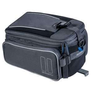 Dragertas Basil Sport Design Trunkbag MIK Graphite 15 Liter
