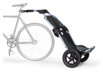 Burley Fietskar Travoy Cool Grey