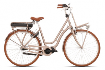 DAMESFIETS FRAPPE FSC 261 MATTE VERY LIGHT BROWN