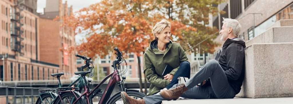 Ruime keuze dames E-Bikes by Kids and Mobility