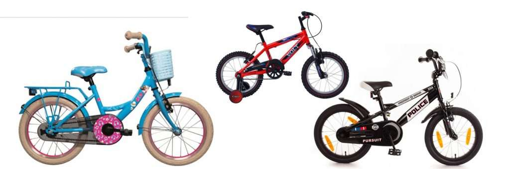 kinderfietsjes by kids and mobility