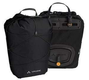 Tassenset Vaude Aqua Back Light Black 48 Liter