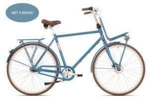 FRAPPE CLASSIC FCL 400 Herenfiets 53 inch 7 versnellingen AEGEAN BLUE GLOSS 2018